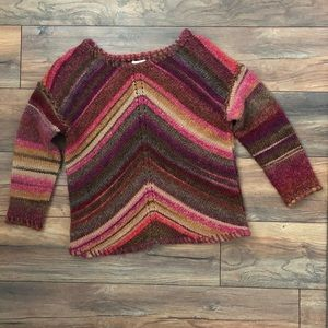 Sundance PS Striped Sweater